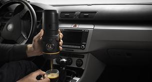 Preparare un caffè in auto? Ora si può con Handpresso