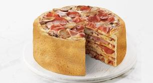 Arriva la torta alla pizza!
