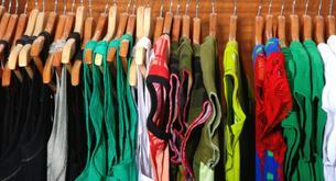 Come vendere i tuoi vestiti usati